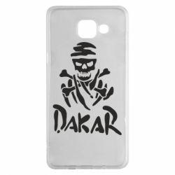 Чехол для Samsung A5 2016 DAKAR LOGO