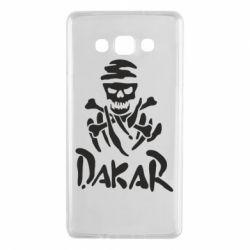 Чехол для Samsung A7 2015 DAKAR LOGO