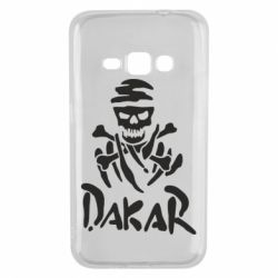Чехол для Samsung J1 2016 DAKAR LOGO