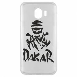 Чехол для Samsung J4 DAKAR LOGO