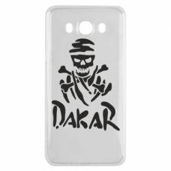 Чехол для Samsung J7 2016 DAKAR LOGO