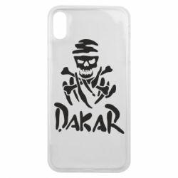 Чехол для iPhone Xs Max DAKAR LOGO