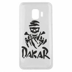 Чехол для Samsung J2 Core DAKAR LOGO