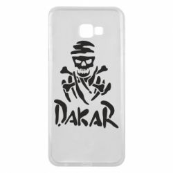 Чехол для Samsung J4 Plus 2018 DAKAR LOGO