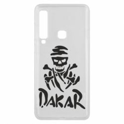 Чехол для Samsung A9 2018 DAKAR LOGO