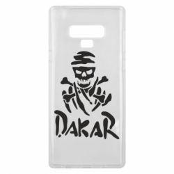 Чохол для Samsung Note 9 DAKAR LOGO