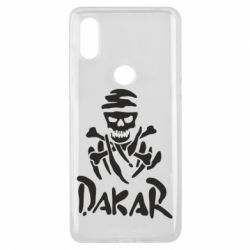 Чехол для Xiaomi Mi Mix 3 DAKAR LOGO