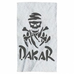 Полотенце DAKAR LOGO