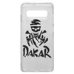 Чохол для Samsung S10+ DAKAR LOGO