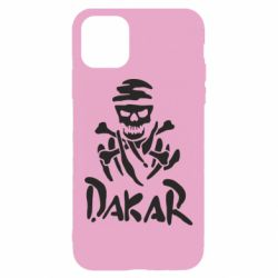 Чехол для iPhone 11 DAKAR LOGO