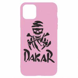 Чехол для iPhone 11 Pro DAKAR LOGO