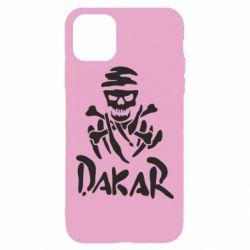 Чехол для iPhone 11 Pro Max DAKAR LOGO