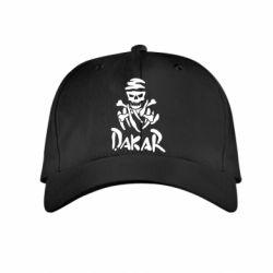 Детская кепка DAKAR LOGO - FatLine