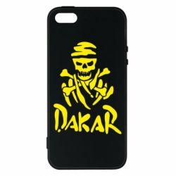 Чехол для iPhone5/5S/SE DAKAR LOGO
