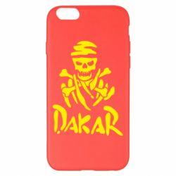 Чехол для iPhone 6 Plus/6S Plus DAKAR LOGO