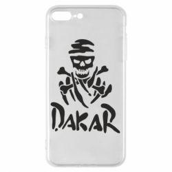 Чехол для iPhone 7 Plus DAKAR LOGO