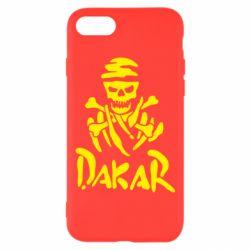 Чехол для iPhone 8 DAKAR LOGO