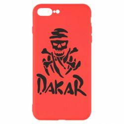 Чехол для iPhone 8 Plus DAKAR LOGO