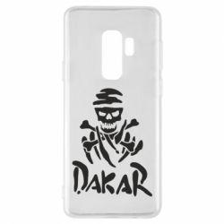 Чохол для Samsung S9+ DAKAR LOGO