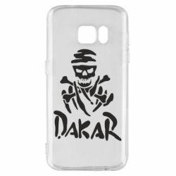 Чохол для Samsung S7 DAKAR LOGO