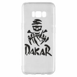Чохол для Samsung S8+ DAKAR LOGO