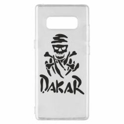 Чохол для Samsung Note 8 DAKAR LOGO