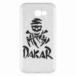 Чехол для Samsung A7 2017 DAKAR LOGO