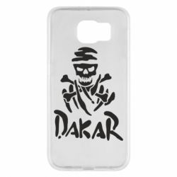 Чохол для Samsung S6 DAKAR LOGO