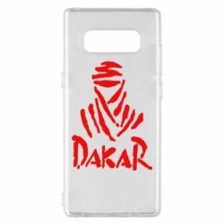 Чохол для Samsung Note 8 Dakar