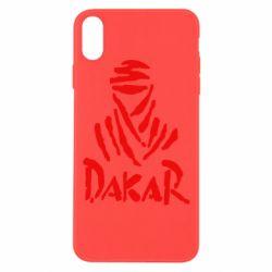 Чохол для iPhone Xs Max Dakar