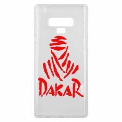 Чохол для Samsung Note 9 Dakar