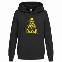 Женская толстовка Dakar