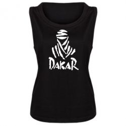 Женская майка Dakar - FatLine