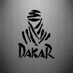 Наклейка Dakar - FatLine