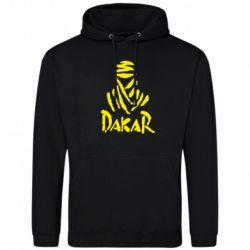 Толстовка Dakar - FatLine