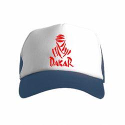 Дитяча кепка-тракер Dakar