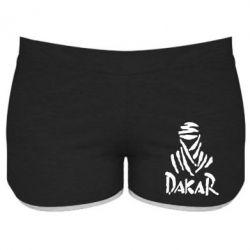 Женские шорты Dakar - FatLine