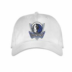 Детская кепка Dallas Mavericks - FatLine