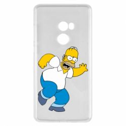 Чехол для Xiaomi Mi Mix 2 Dance, Homer! - FatLine