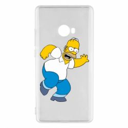 Чехол для Xiaomi Mi Note 2 Dance, Homer! - FatLine