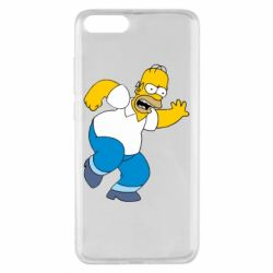 Чехол для Xiaomi Mi Note 3 Dance, Homer! - FatLine
