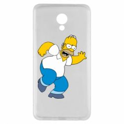 Чехол для Meizu M5 Note Dance, Homer! - FatLine