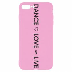 Чехол для iPhone 7 Plus Dance love live