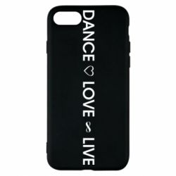 Чехол для iPhone 8 Dance love live