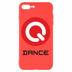 Чехол для iPhone 8 Plus DANCE - FatLine