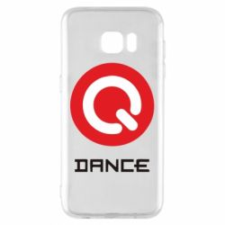 Чехол для Samsung S7 EDGE DANCE - FatLine