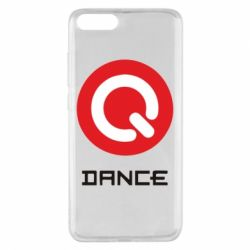 Чехол для Xiaomi Mi Note 3 DANCE - FatLine