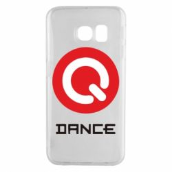 Чехол для Samsung S6 EDGE DANCE - FatLine