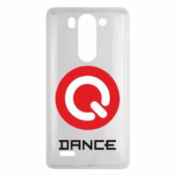 Чехол для LG G3 mini/G3s DANCE - FatLine
