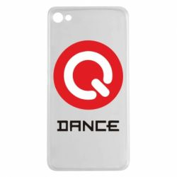 Чехол для Meizu U20 DANCE - FatLine